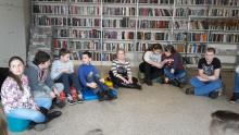 Noorte kohtumised Tallinna Keskraamatukogus